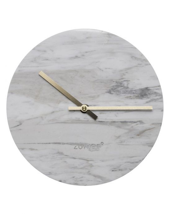 MARBLE Wanduhr ZUIVER